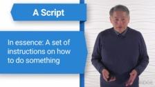 Using Scripts to Enhance Social Communication
