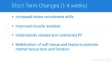 Treatment Progressions