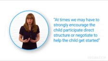 Motivating & Engaging a Child with a Weak Inner Drive and Restricted Interests