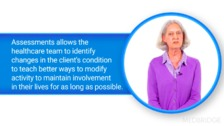 Evidence-Based Examination and Treatment for the Client with ALS