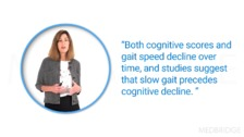 Impact of Cognition on Mobility and its Assessment