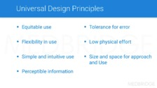 Accessible Design History