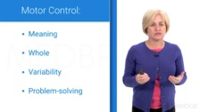 Motor Control and Motor Learning