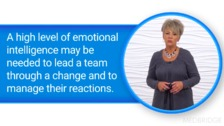 Change and the Transformational Leader