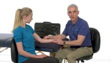 Demonstration of Graston Technique for the Treatment of Elbow Tendonalgia: Case Study