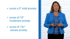 Anxiety in the Rehabilitation Setting