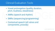 Assessment of Motor Speech Function
