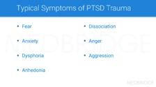 Paranoia and PTSD