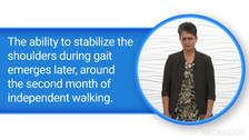 Characteristics of Immature Gait