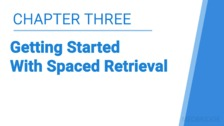 Getting Started With Spaced Retrieval