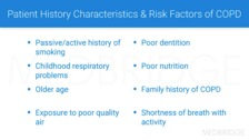 COPD: The Diagnosis, Diagnostic Tests, Symptoms, Medications, and Treatment