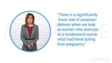 Benefits of Prenatal Exercise