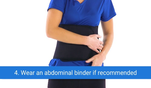 Subscribe to view Abdominal Precautions
